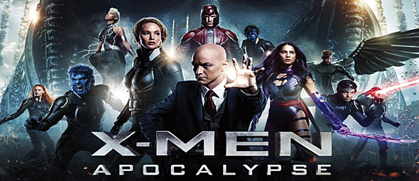 X Men Apocalypse launch quad poster 1200x903 - X-Men: Apocalypse (Movie Review)