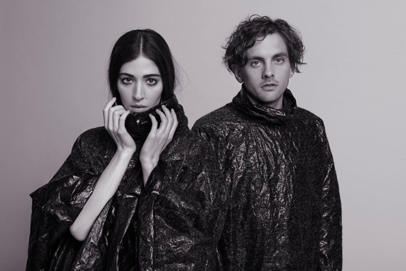 chalift mothflame 00 - Chairlift - Moth (Album Review)