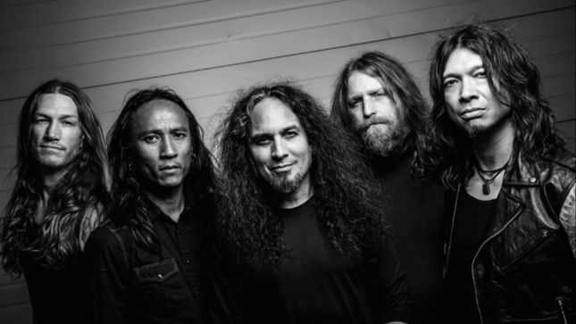 death angel promo - Death Angel - The Evil Divide (Album Review)