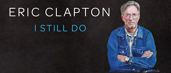 eric clapton I still do slide - Eric Clapton - I Still Do (Album Review)