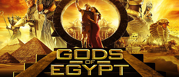 gods of egypt slide - Gods of Egypt (Movie Review)