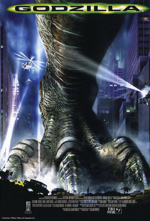 godzilla poster 1998 - This Week In Horror Movie History - Godzilla (1998)
