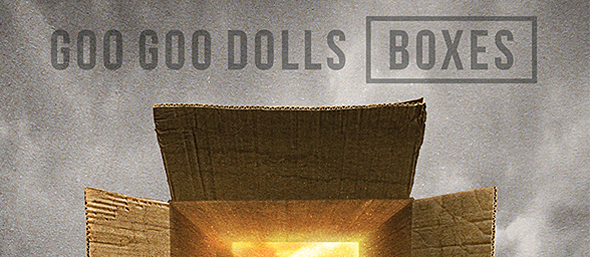 goo goo dolls album cover - Goo Goo Dolls - Boxes (Album Review)