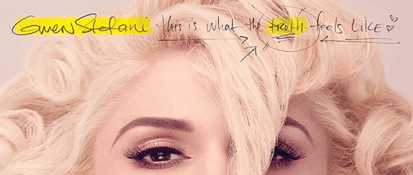 gweni slide - Gwen Stefani - This is What the Truth Feels Like (Album Review)
