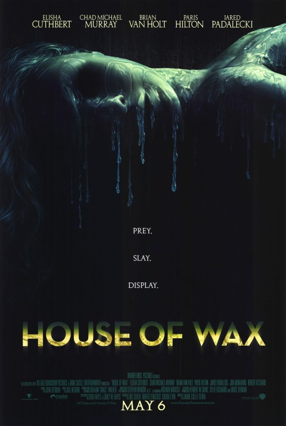 House Of Wax Movie Poster 2005 1020253778 This Week In Horror Movie History House