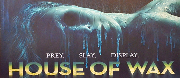 house quad - This Week In Horror Movie History - House of Wax (2005)