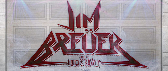 jim breuer album cover slide - Jim Breuer - Songs From the Garage (Album Review)