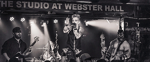 otep slide - Otep Destroy Webster Hall, NYC 5-9-16 w/ September Mourning, Through Fire, & Doll Skin