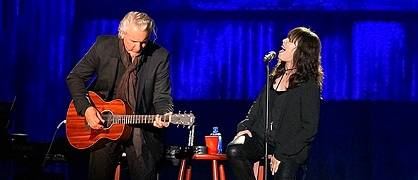 pat slide edited 1 - Pat Benatar & Neil Giraldo Magical At The Paramount Huntington, NY 5-10-16