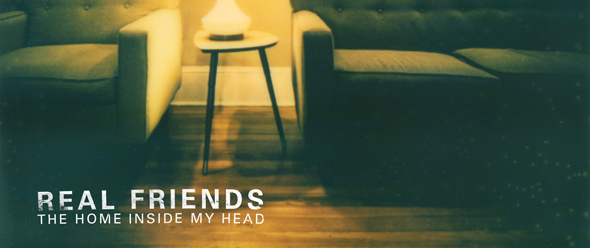 real friends slide - Real Friends - The Home Inside My Head (Album Review)