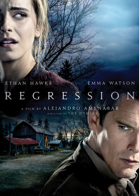 regression poster - Regression (Movie Review)
