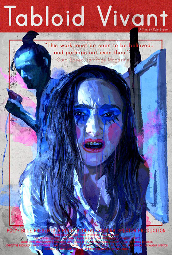 tabloid vivant poster - Tabloid Vivant (Movie Review)