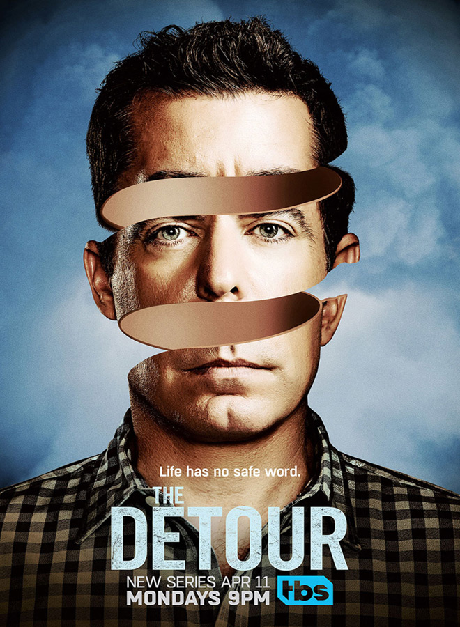 the detour poster 1 - Interview - Judge Reinhold