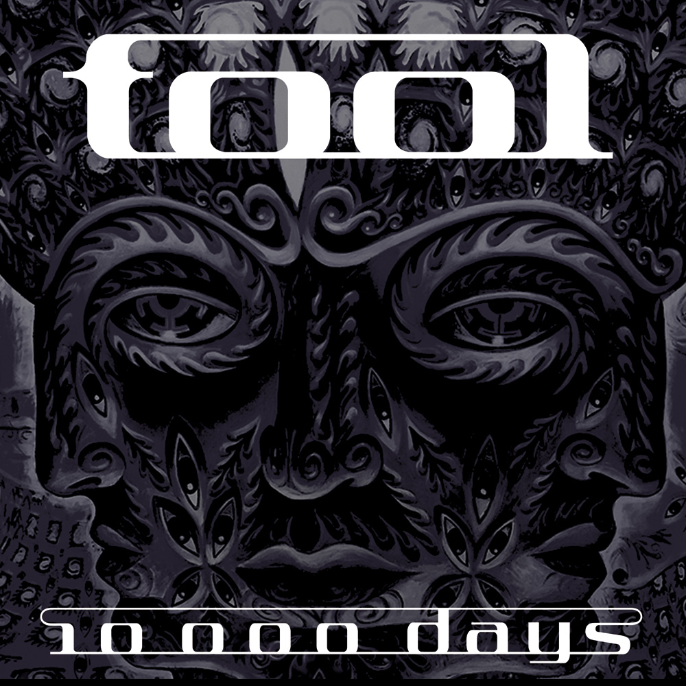 tool10000dayscover - Tool's 10,000 Days - A Lasting Impression A Decade Later