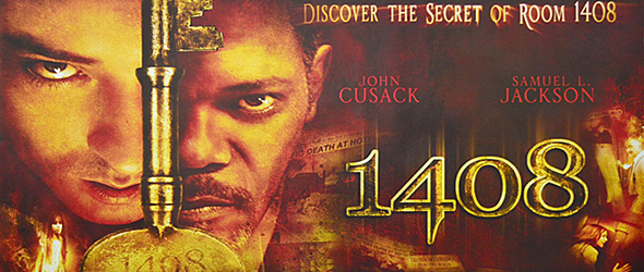 1408 big slide - This Week in Horror Movie History - 1408 (2007)