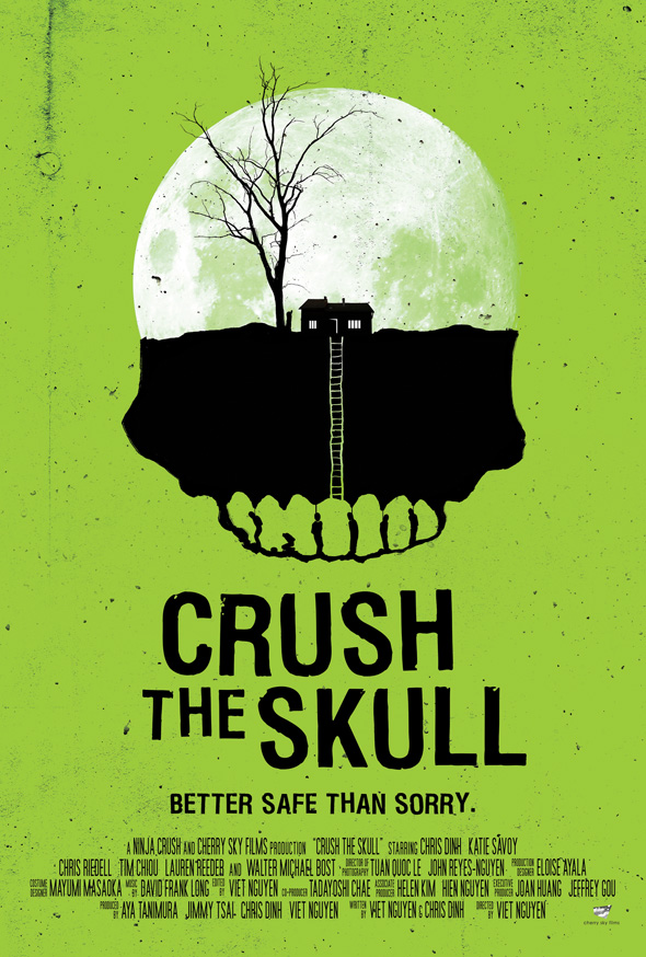 CRUSH THE SKULL poster FINAL WEB - Crush the Skull (Movie Review)