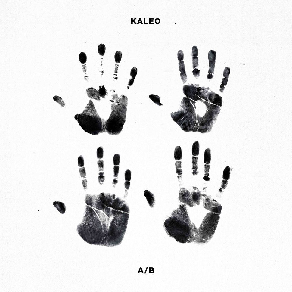KALEO AB FinalCover copy LO RES - Kaleo - A/B (Album Review)