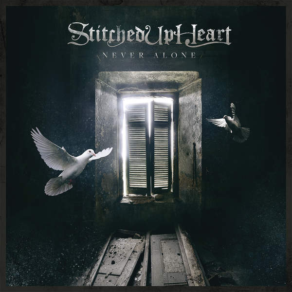 NeverAlone - Stitched Up Heart - Never Alone (Album Review)