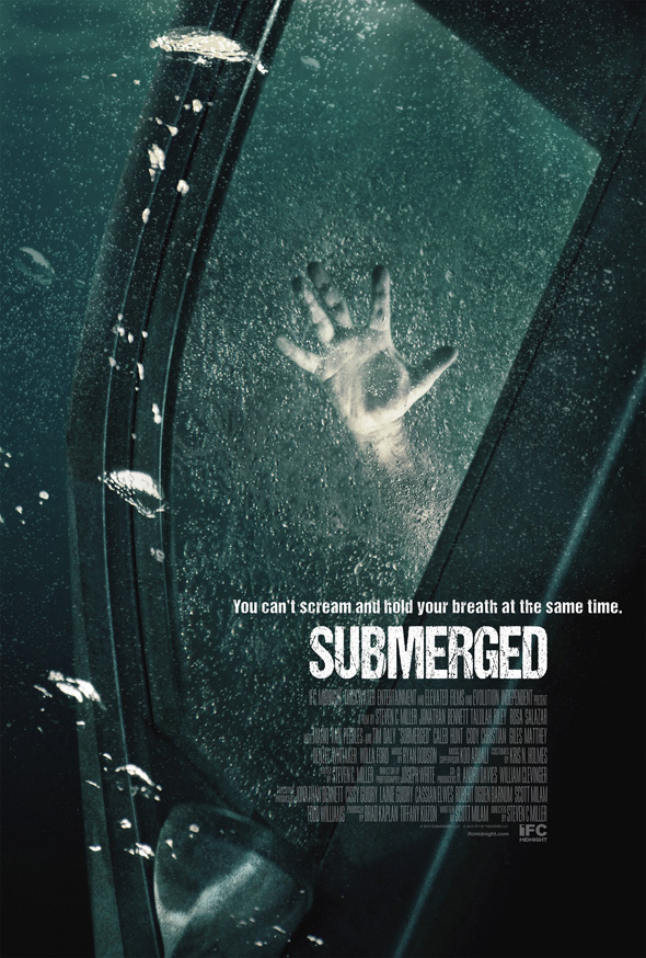 Submerged 1sheet FM - Submerged (Movie Review)
