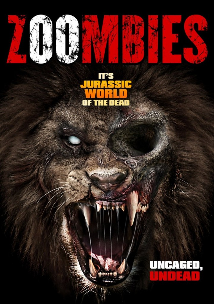 Zoombies Movie Poster 722x1024 - Zoombies (Movie Review)