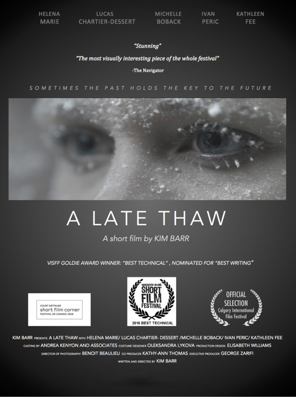 a late thaw poster - A Late Thaw (Movie Review)