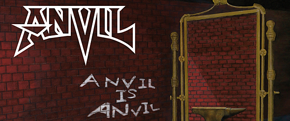 anvil slide - Anvil - Anvil Is Anvil (Album Review)
