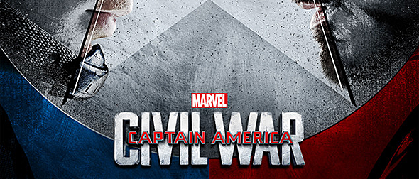 civil war poster slide - Captain America: Civil War (Movie Review)