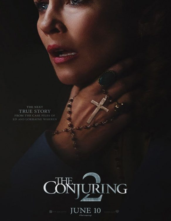 conjuring two - The Conjuring 2 (Movie Review)