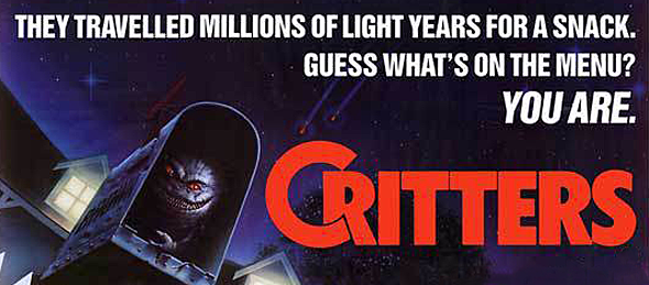 critters quad - Critters - Still Hungry After 30 Years
