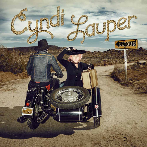 cyndi lauper album detour 2016 05 1k - Cyndi Lauper - Showing Her True Colors