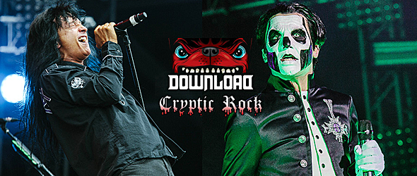 download day 1 - Download Festival Arrives In Paris, France 6-10-16