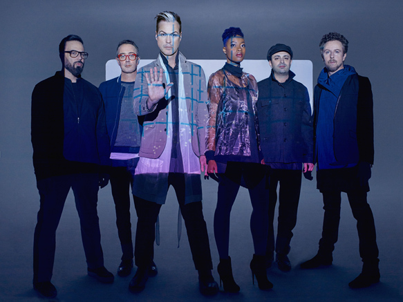fitz2016 credit joseph cultice - Fitz and the Tantrums - Fitz and the Tantrums (Album Review)