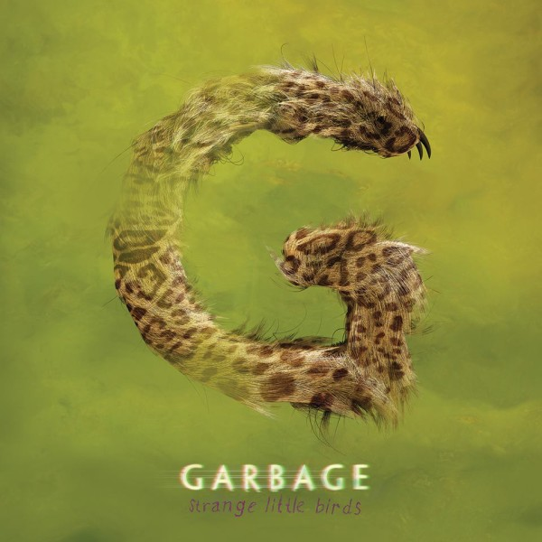 garbage album cover - Garbage - Strange Little Birds (Album Review)