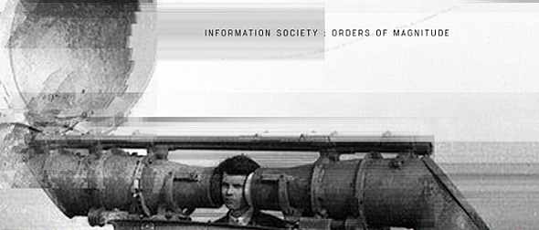 information society album cover - Information Society - Orders of Magnitude (Album Review)