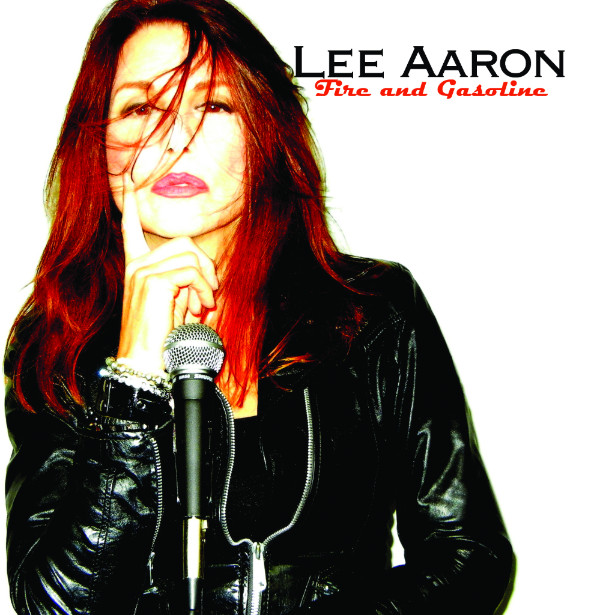 lee aaron album - Lee Aaron - Fire and Gasoline (Album Review)