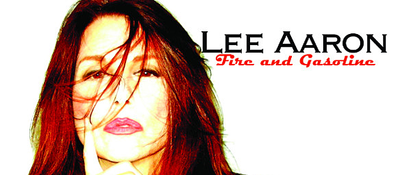 lee aaron slide - Lee Aaron - Fire and Gasoline (Album Review)