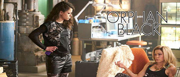 orphan from slide - Orphan Black - From Dancing Mice to Psychopaths (Season 4/ Episode 10 Review)