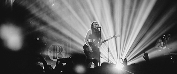 pvris slide - Pvris Electrify Webster Hall, NYC 6-8-16