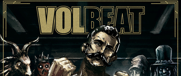 volbeat slide - Volbeat - Seal the Deal & Let's Boogie (Album Review)