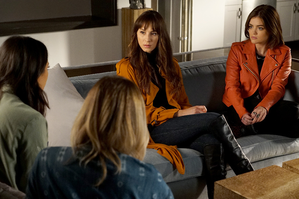 143422 1660 - Pretty Little Liars - The Talented Mr. Rollins (Season 7/ Episode 3 Review)