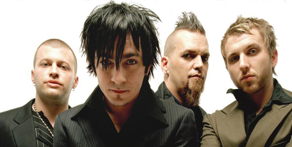 3 days grace promo - Three Days Grace - Still Bringing Pain With One-X A Decade Later
