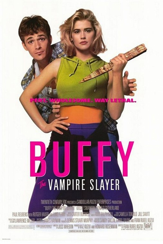 Buffy the Vampire Slayer 1992 movie pictures 687x1024 - This Week In Horror Movie History - Buffy the Vampire Slayer (1992)