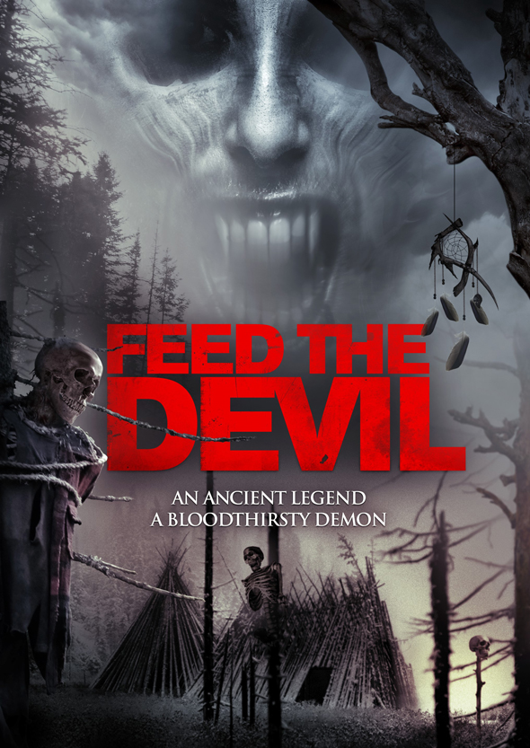 FEED THE DEVIL Key Art Final - Feed the Devil (Movie Review)