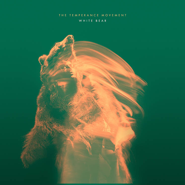 TemperanceWhiteBear - The Temperance Movement - White Bear (Album Review)