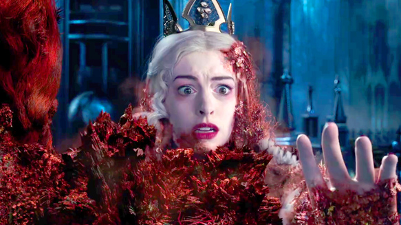 alice through 1 - Alice Through the Looking Glass (Movie Review)