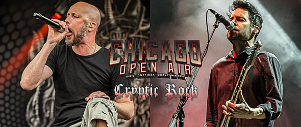 chicago open air day 1 slide - Chicago Open Air - A Festival Is Born Bridgeview, IL 7-15-16