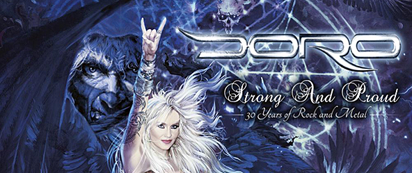 doro slide proud - Doro - Strong and Proud (Album Review)