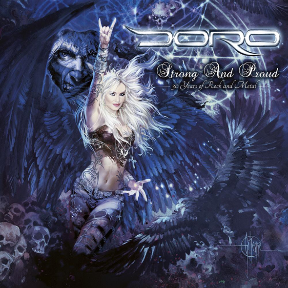 doro strong - Doro - Strong and Proud (Album Review)