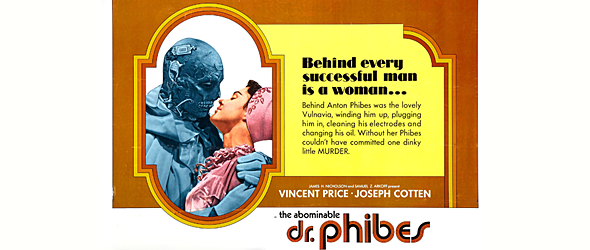 dr phibes slide - The Abominable Dr. Phibes Still Hits The Right Notes After 45 Years