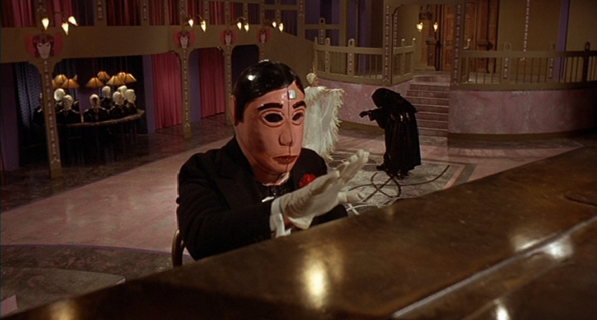 dr phibes still 4 - The Abominable Dr. Phibes Still Hits The Right Notes After 45 Years